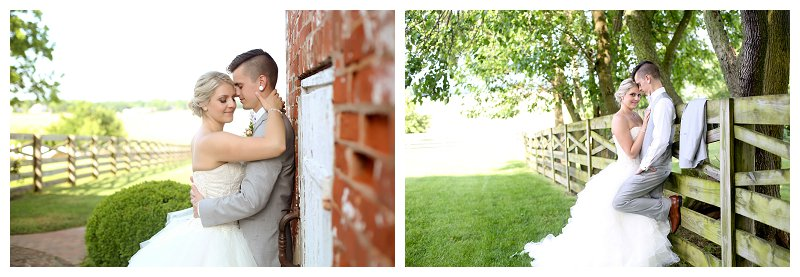 Frederick wedding photographer