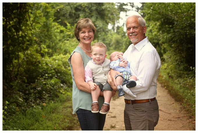 Annapolis Family Photographer grandparents